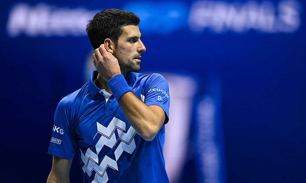 Novak Djokovic ATP Finals