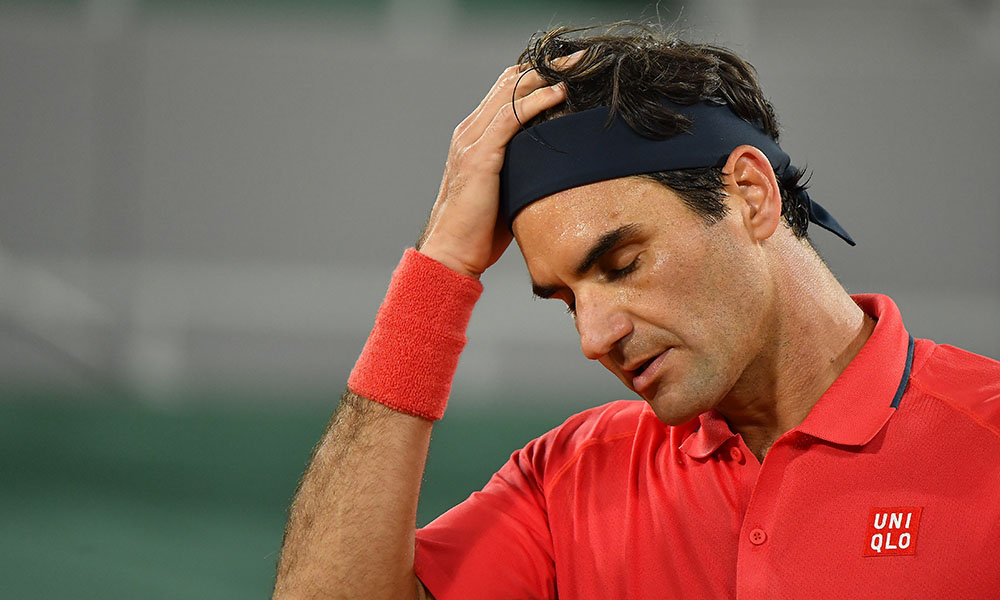 Roger Federer disappointed at French Open